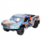 WLtoys L979 1:12 Scale 2.4GHz Radio Controlled Two-Wheel Drive Truggy Racing Car - Blue + Orange