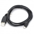 Universal USB to Micro USB Data/Charging Cable for MOTO V8 + More - Red