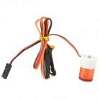 1.10 Engineering Model Car Yellow LED Alarm Lamp