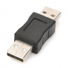 USB 2.0 Male to Male Adapter - Black
