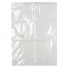 Compression Vacuum Storage Bags for Bedding - Transparent (2 PCS)