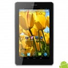 "TEMPO MS766 7"" Dual Core Android 4.1 Tablet PC w/ 2 x SIM / 1GB RAM / 8GB ROM / GPS Module - Grey"