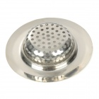 8049 Stainless Steel Sink Filter Mesh - Silver