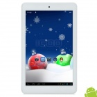 "ICOO ICOU7LP 7"" IPS Quad Core Android 4.1 Tablet PC w/ 1GB RAM / 8GB ROM / HDMI - Silver + White"
