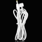 DC 5.5 x 2.5mm bis Power-Kabel für Apple MacBook MagSafe AirPro - Weiß (175cm)