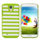 Hollow Out High Ladder Style Hard Back Case for Samsung Galaxy S4 i9500 i9508 - Green