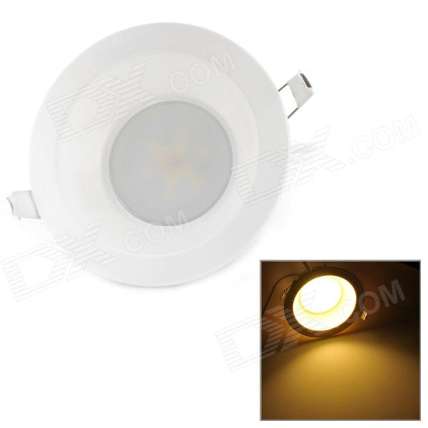 JZ-11W 770lm 3000K Warm White Light Round Shape Ceiling Lamp - White (42CM-Cable) husqvarna k 3000 cut n break б у
