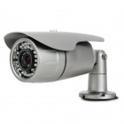 WL-Smart-WL-910 Water Resistant 1.0MP 1/4 CMOS 720P HD IP-Kamera w / 36-IR LED / Wi-Fi / DDNS - Grau