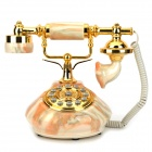 KXT-635 Retro Wired Telefon Set - Bunt