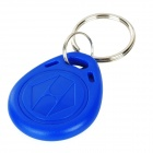 Entrance Guard Inductive ID Key Card - Blue (10 PCS)
