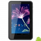 "F7HD 7 ""Dual Core Android 4.0 Tablet PC w / 3G / 2 x SIM / 1GB RAM / 8GB ROM / GPS - Schwarz"