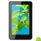 "F816 7"" Dual Core Android 4.1 Tablet PC w/ SIM / GPS / 512MB RAM / 4GB ROM / Bluetooth - Blue"