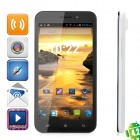 "Vowney V5 firekjerners Android 4.2.1 WCDMA Smartphone med 5.0"" IPS, Wi-Fi og GPS (ROM 4GB)"
