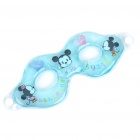 Heart Patterned Reuseable Ice Cooling Eye Mask