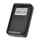 YIBOYUAN USB Cell Phone Battery Charger for Samsung i9220 / i9228 (2-Flat-Pin Plug / 100~240V)