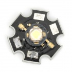 Seoul Semiconductor SSC P4 240lm 5W LED Emitter - Silver + Black