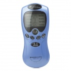 "V92 Home Use 2.15"" LCD Screen Acupuncture + Moxibustion Digital Therapy Machine - Blue (3 x AAA)"