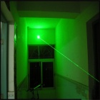 JGB-MTX3 5mW 535nm faisceau vert Laser pointeur Pen w / Full Star Point - Noir (1 x CR123A)