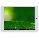 "Mini pad Android 4.1.1 Quad Core Tablet PC w/ 7.85"", 8GB ROM, 1GB RAM, TF, Wi-Fi and Camera - White"