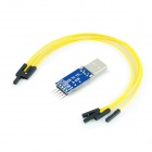 PL2303HX USB to TTL Converter Adapter Module w/ Dubond thread - Blue