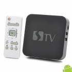 Dual-Core Android 4.1.1 Mini-PC Google TV Player w / 1GB RAM / ROM 4GB / LAN / AV / Optical Audio