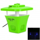 Photocatalyst Mosquito Killer - Green + White + Black (2-Flat-pin Plug)