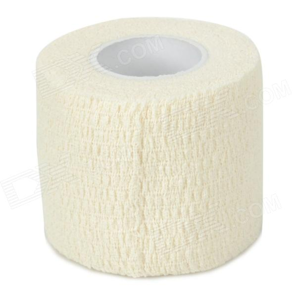 SPC Convenient Self-adhering Elastic Cotton Bandage - White (450cm)