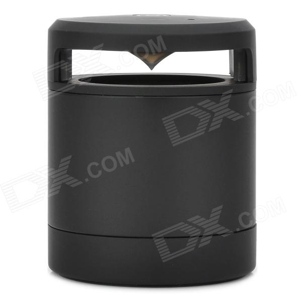 N10 Hands-Waving Recognition Bluetooth v3.0 Speaker w/ Microphone / TF Card - Black