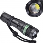 SingFire SF-701B Cree XM-L T6 800lm 5-Mode Zooming Flashlight + Bike Tail Light(3 x AAA / 1 x 18650)