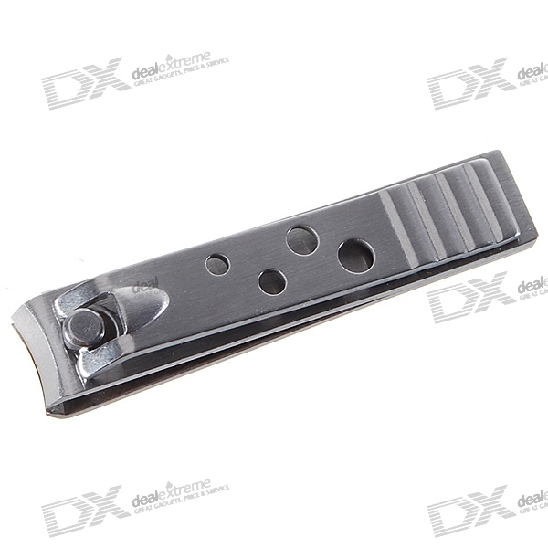 Stainless Steel Nail Clipper (14mm Opening)