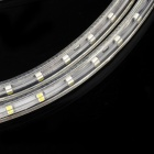 JB01 Waterproof 18W 2100lm 5600K 300-SMD 3528 LED White Light Flexible Strip - (5m / 220V)