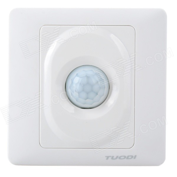 12V TDL-2100AJ PIR Inductive Switch - White (DC 12V)