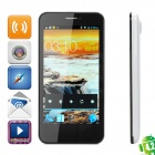 XYZ X1 Quad-Core Android 4.2 WCDMA Bar Phone w/ 4.5