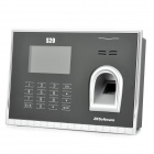 "ZKSoftware S20 3.0"" TFT Touch Screen Fingerprint Recognition Time Attendance Machine (3200-User)"