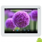 "M810 8"" Quad Core Android 4.2 Tablet PC w/ 1GB RAM / 8GB ROM / HDMI / G-Sensor - Silver + White"