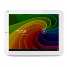 "CUBE U23GT C4 8"" HD LCD Quad-Core Android 4.1.1 Tablet PC w/ 1GB RAM / 16GB ROM / G-Sensor - White"