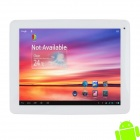 "CUBE U9GTV 9.7"" Quad Core Android 4.1 Tablet PC w/ 2GB RAM, 16GB ROM, Bluetooth - White"