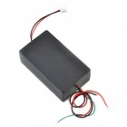 12V 0.8A LED Small Power Brake Flash Converter - Black