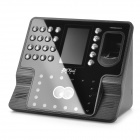 "ZKSoftware Iface102 3.0"" LCD Fingerprint /  Face Recognition Time Attendance Machine - Black"