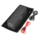 Sounder N5 Wireless Bluetooth V2.1 Audio Music Speaker w/ Hands-Free Calls for Iphone - Black