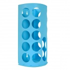 Portable Plastic Bag Storage Box - Blue