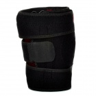 Naturehike-NH Sport Elastic Right Knee Support Pad Protector - Black (Size M)