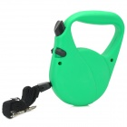 052617 Automatic Retractable Pet's Dot Cat Leash - Green (5m)