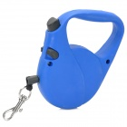 052617 Automatische Retractable Pet Dot Cat Leash - Blau (3m)