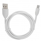 Universal USB 2.0 Male to Micro USB Male Data Sync & Charging Cable (100cm)