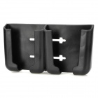 Multipurpose Mobile Phone / GPS Stand Business Card Holder - Black