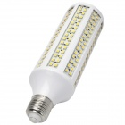 JD-270-3528-NBG-02 E27 15W 600lm 3500K 270-SMD 3528 LED Warm White Light - Blanco
