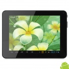 "COLORFLY CT704 BOOK 7"" LCD Android 4.1 Tablet PC w/ 512MB RAM / 8GB ROM / G-Sensor - White + Black"
