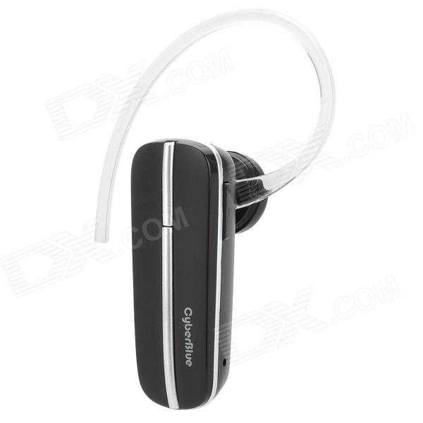 BSH 702 Bluetooth v3.0 Ear Hook Headset w/ Microphone - Black + Silver