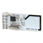 NRF24L01 2.4G Wireless Transceiver Upgrade Module - White + Black